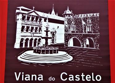 Wine Tourism and Vineyard Hotel. Portugal, Viana do Castelo, Valença.
