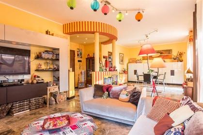 Apartment 150 m2 in Volterra