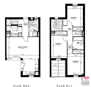 Maison Noves 4 pièce(s) 88 m2