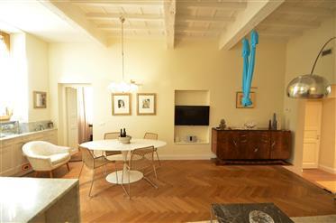 Florenz Oltrarno, Prestige Apartment.