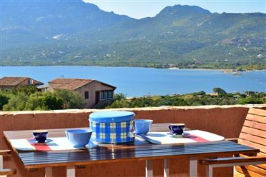 Porto Rotondo La Caletta appartamento angolare con vista panoramica