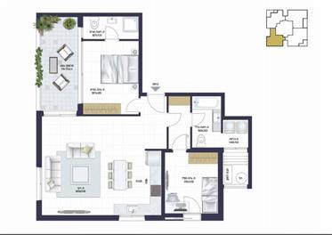 Neu: 113 m²