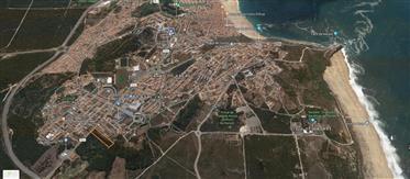 Terreno urbanizável Nazaré