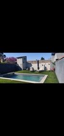 Maison De Ville T5 R+1 Jardin Garage Piscine 1 Studio Indépendant