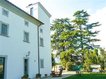 Villa risalente al Xi secolo vicino Firenze