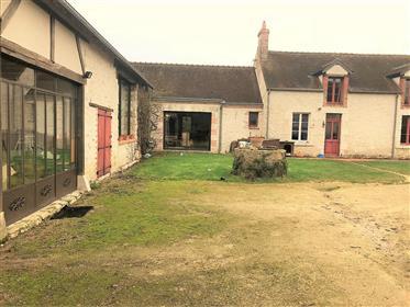 Propriété Équestre de Charme entre Blois et Orléans