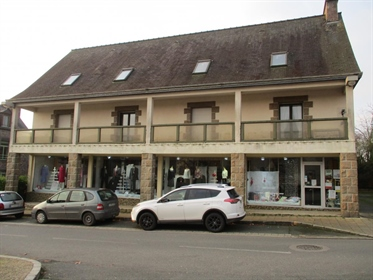 Collinee - Centre - Surface commerciale 126 m² + Appartement ...
