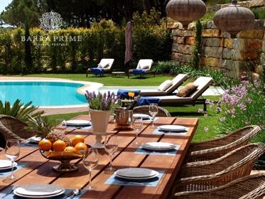 Algarve 5 cama Villa de luxo para venda Quinta do Lago