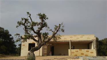 Villa Vista Mare Con Piscina A Carovigno