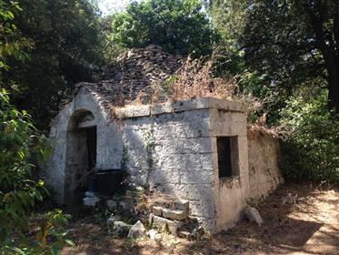 Villa in Stile Liberty nella Selva a Fasano Puglia