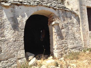 Masseria a Trulli fortificata in Martina Franca Puglia