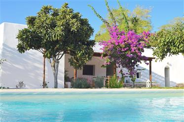 Lamia With Pool And View Overview – Ostuni