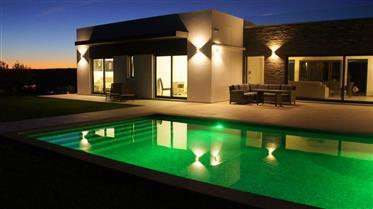 Algarve - Castro Marim - Fantástica Moradia T4 Nova para venda, com piscina e vistas de 360º