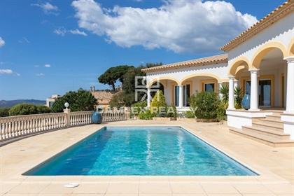 Villa con vistas al mar. Costa Brava