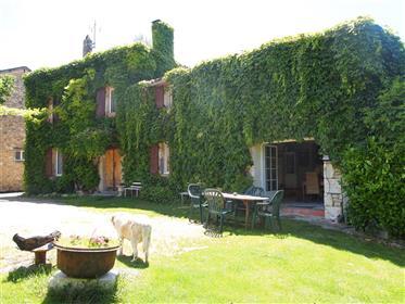 Maison de village avec jardin près de Castera-Verduzan