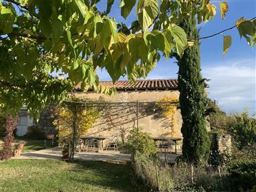 Impressive country estate near Lectoure