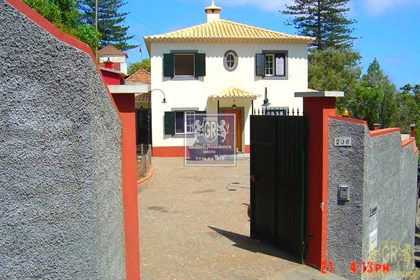 Moradia T3 Monte, Funchal