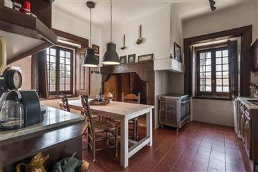 Charming Manor House In Canha