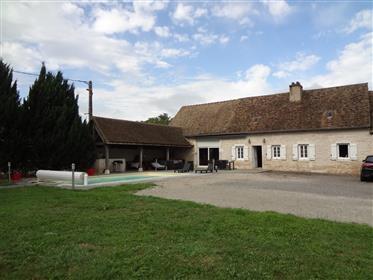 Maison En Pierre, Proche Chalon Sur Saone