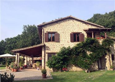 Casale panoramico Lago di Bolsena