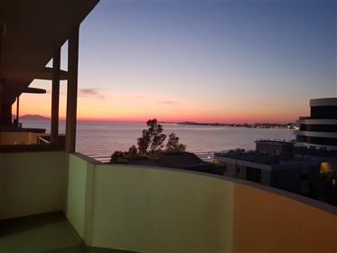 Furnished apartament with sea view in Vlora beach