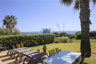 Vista para o mar, Moradia T3, jardim privado, praias, vila C...