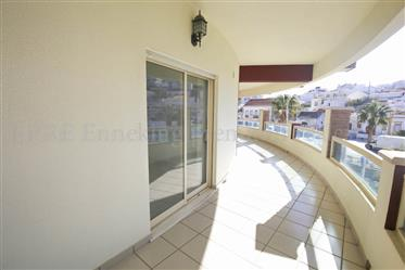 2 quartos apartamento com vista mar, garagem, Ferragudo