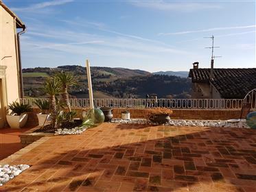 Magnifique, avec jardin sur le toit en plein cœur du centre historique