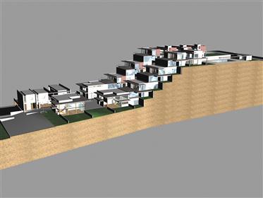 Terreno Zambujal com projecto para 19 Moradias