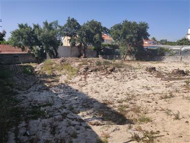 Plot for construction in Sesimbra
