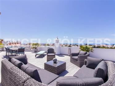 Fabulosa Penthouse com Fantásticas Vistas Mar