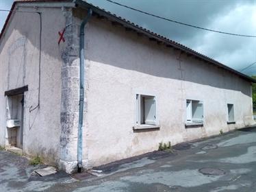 Secteur Ribérac, maison plain pied 95m²