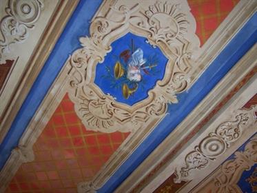 Palazzo del ' 700 nel centro storico di Sassoferrato ca. 700...