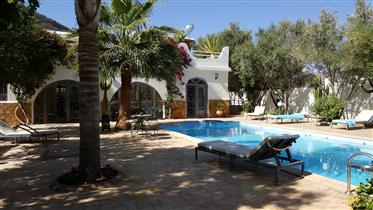 Magnifique propriété de charme avc piscine, hammam, tout confort, entiérement équipée et meublée