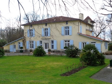 This splendid 17th century Maison de Maitre sits in its peac...
