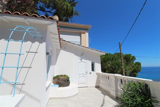 Roquebrune Cap Martin - VILLA  Golfe Bleu, at the gates of the Principality of Monaco, cha