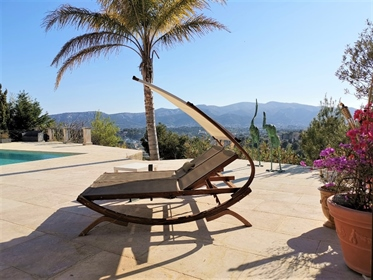 Upscale elevated property benefiting from a panoramic view o...