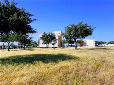 Maison 200 m² Terrain 50000 m² sans Avna 400 Arganiers