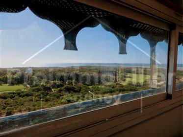 Belle villa vue mer vue golf
