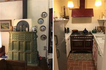 Casa di campagna con olive, 2 camere da letto