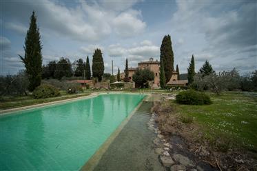 Agritourism Volterra - good income