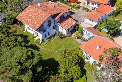 Biarritz, Beautiful 350 Sqm Family Home With Guest House