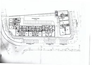 Terreno com viabilidade de construção para 6 edifícios, com projecto! Escavação de caves j