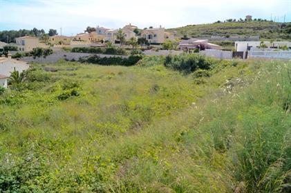 Dos construcción de parcelas disponibles para la venta en la Urb. Los Molinos de 98.000 eu