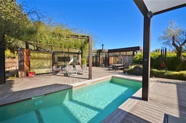 Superbe villa Biot récente et contemporaine