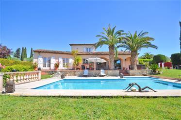 Belle villa provençale Mouans Sartoux