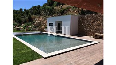 Luxo e casa contemporânea na região de Cascais
