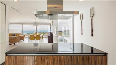 Superbes nouvelles Villas avec vue sur l'océan à couper le s...