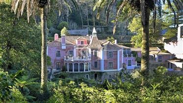 Deslumbrante casa grande