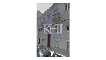 Edifícios centrais da renovação de Lisboa
